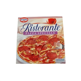 Dr. Oetker pizza - Polly