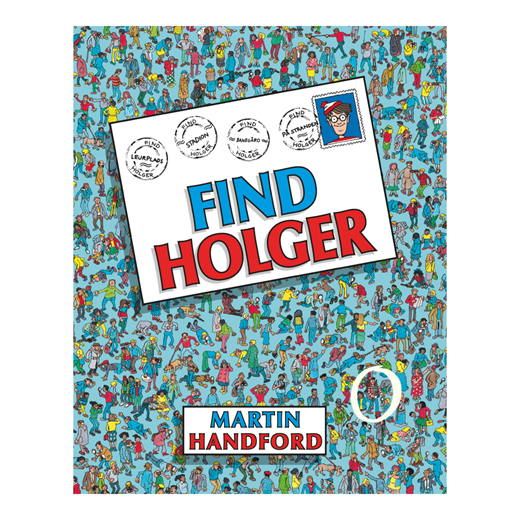 Image of Find Holger