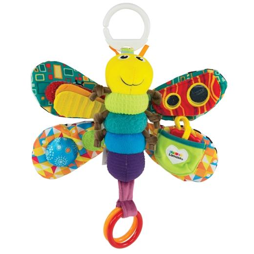 Image of Freddie the firefly - Lamaze (2808)