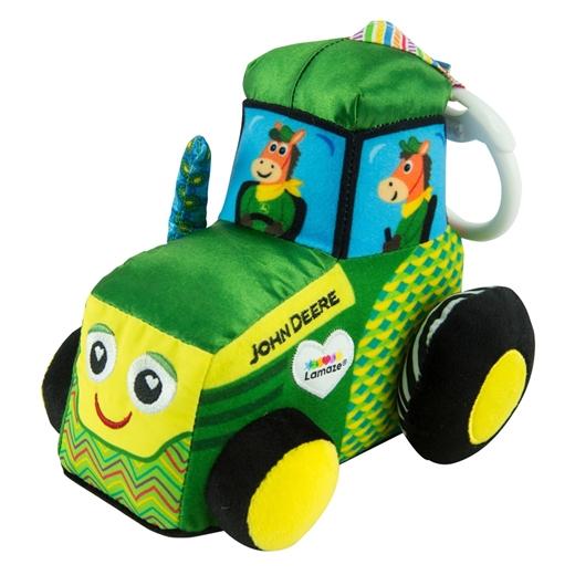 Image of John Deere traktor - Lamaze (3127)