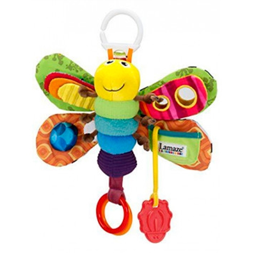 Image of Freddie the firefly - Lamaze (2808)