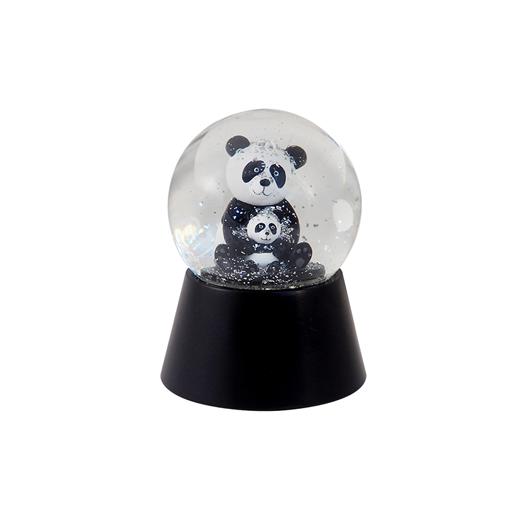 Snekugle m. lys, panda - KIDS by FRIIS