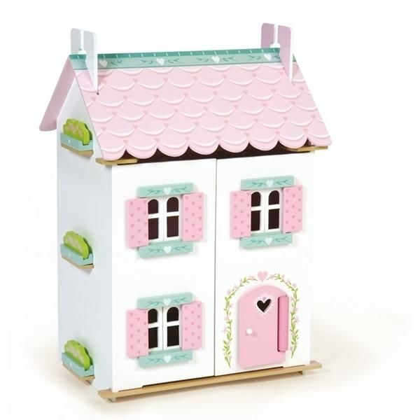Image of Sweetheart Cottage dukkehus - Le Toy Van (773)