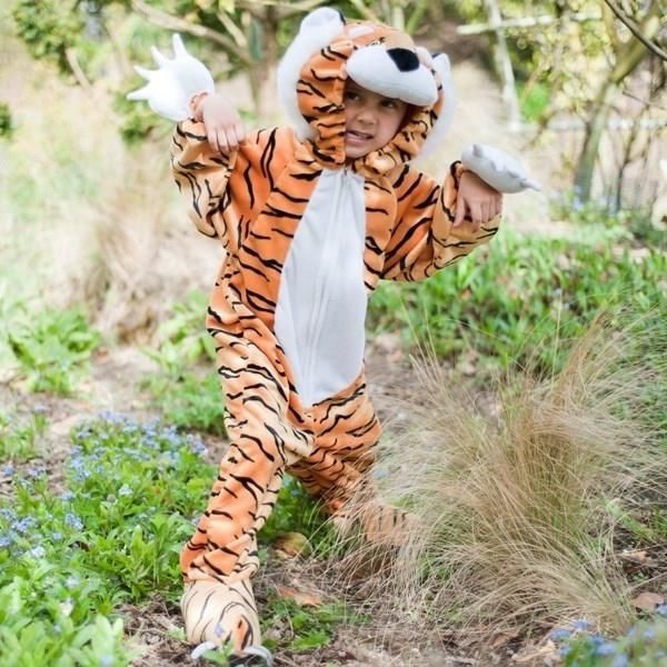 Tiger kostume - Travis Designs