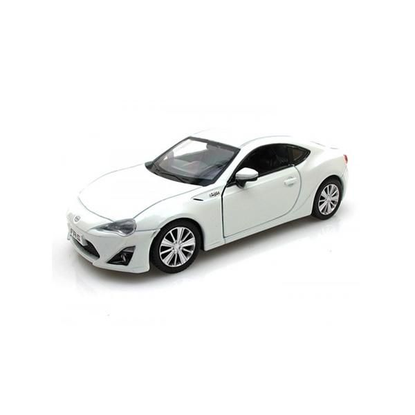 Image of   Toyota 86, Hvid