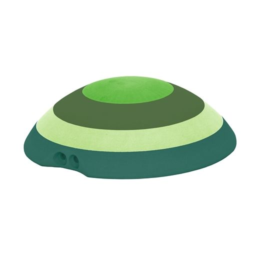 Skildpadde, multi grøn - bObles