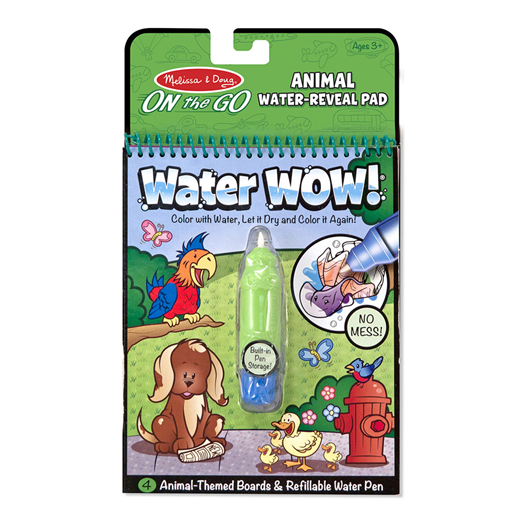Image of Water WOW, dyr - Melissa & Doug (2242)