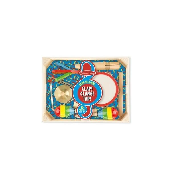 Image of Band in a box - Melissa & Doug (2262)