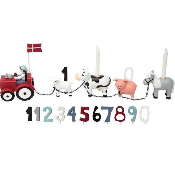 Image of   Bondegård fødselsdagstog, KIDS by FRIIS