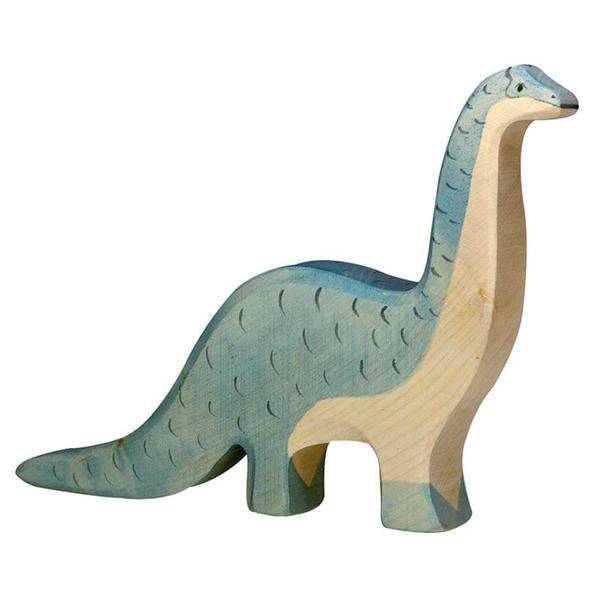 Brontosaurus trædyr - Holztiger