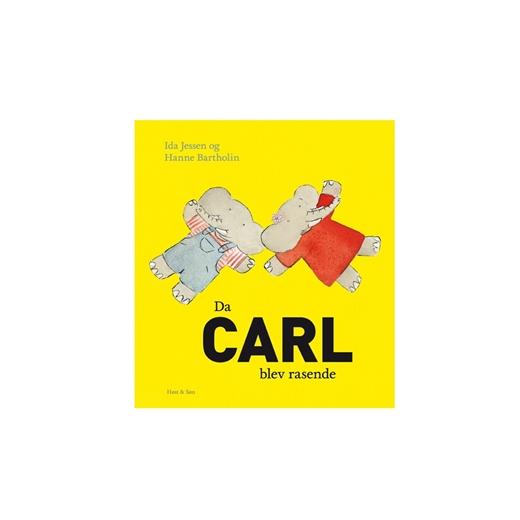 Image of   Da Carl blev rasende - Børnebøger