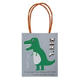 Dinosaurus party bags - Meri Meri