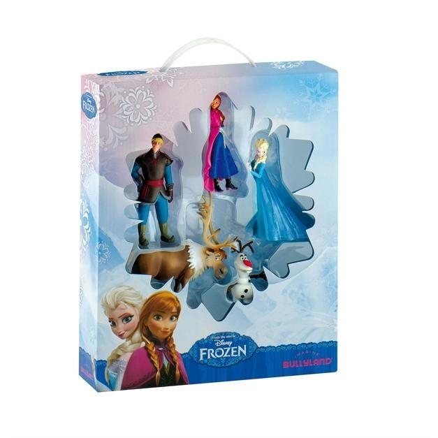 Billede af Disney figurer fra Frozen - Bullyland