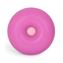 Donut, pink - bObles