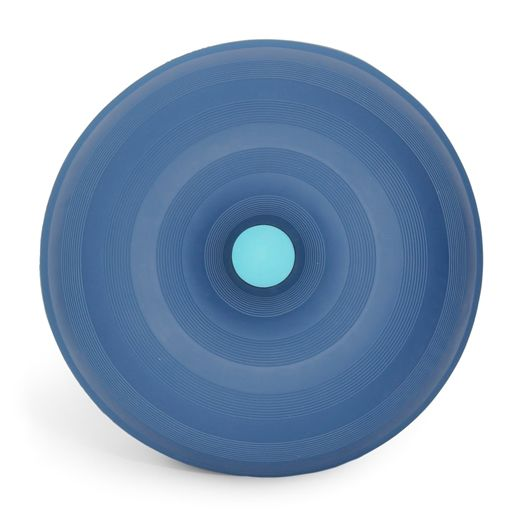 Donut, mørk blå, stor - bObles