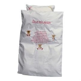 2ecf698f06b Junior sengetøj - Alt i lækkert junior sengetøj med navn online