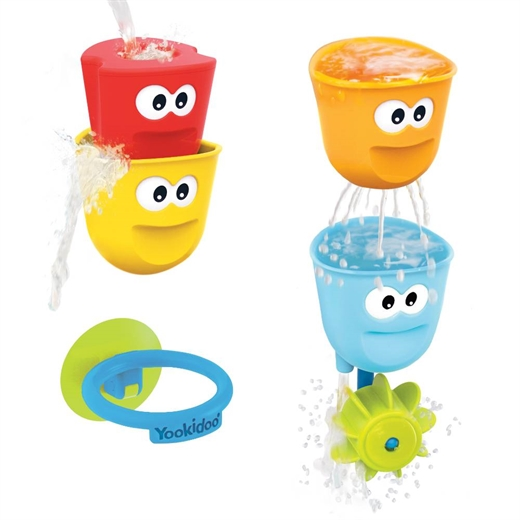 Fill ´N´ Spill Action Cups - Yookidoo
