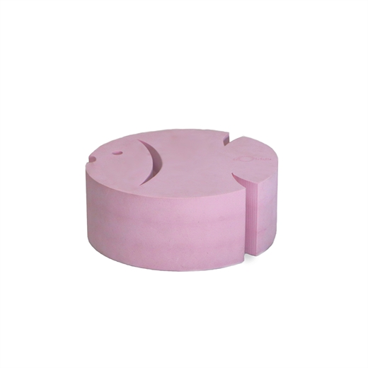 Image of   Fisk, 12 cm, rosa - bObles