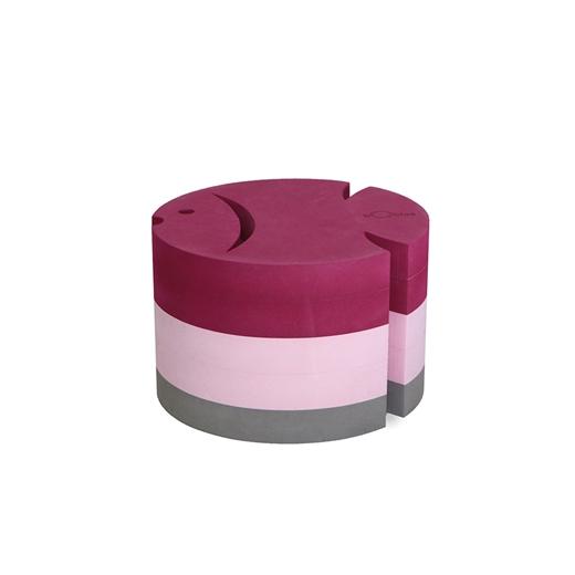 Image of   Fisk, 20 cm, rosa - bObles