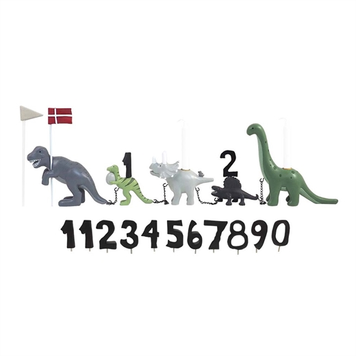 Image of Fødselsdagstog, dinosaur - KIDS by FRIIS (3159)