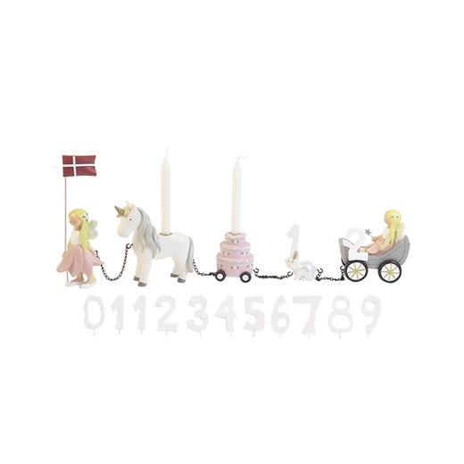Image of Fødselsdagstog, feer - KIDS by FRIIS (3025)