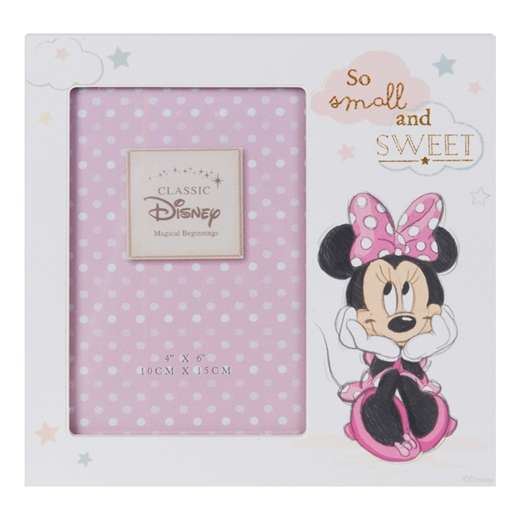 Image of Minnie Mouse ramme - Disney (3221)