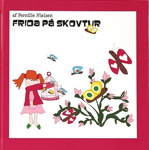 Image of   Frida på skovtur