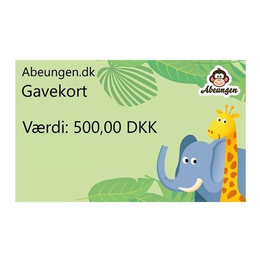 Gavekort 5