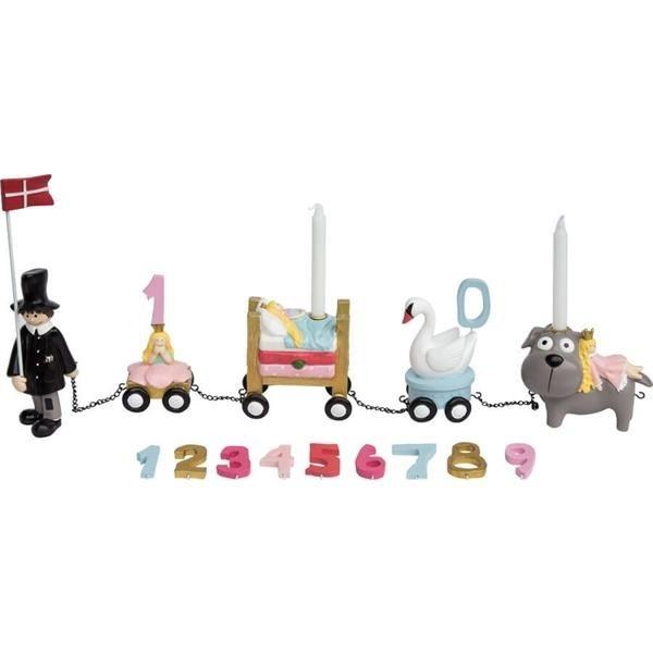 Image of   H.C. Andersen fødselsdagstog, pige - KIDS by FRIIS