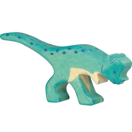 Image of Pachycephalosaurus trædyr - Holztiger (3153)