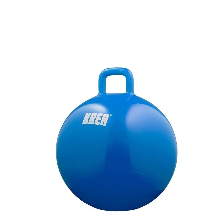 KREA - hoppebold blå