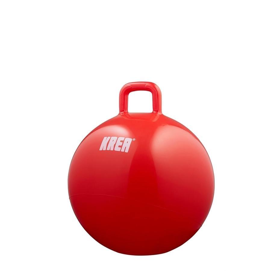KREA - Hoppebold rød