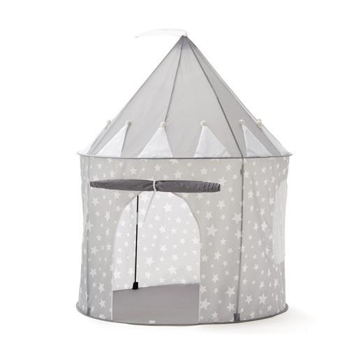 Image of Legetelt med stjerner, grå - Kids Concept (2109)