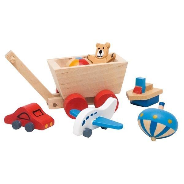 Billede af Legetøj, tilbehør til dukkehus - Goki
