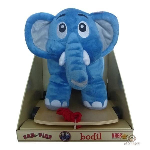 Billede af Lille Pers Skønne elefant Bodil, stor - Krea