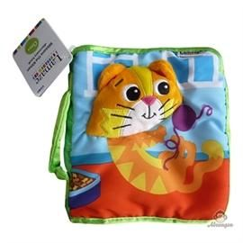 Mittens The Kitten Soft Book - Lamaze
