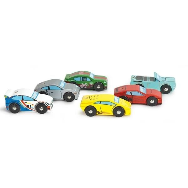 Monte Carlo sports cars - Le Toy Van
