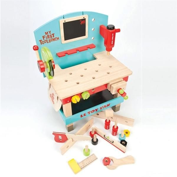 Image of My first tool bench - Le Toy Van (1108)