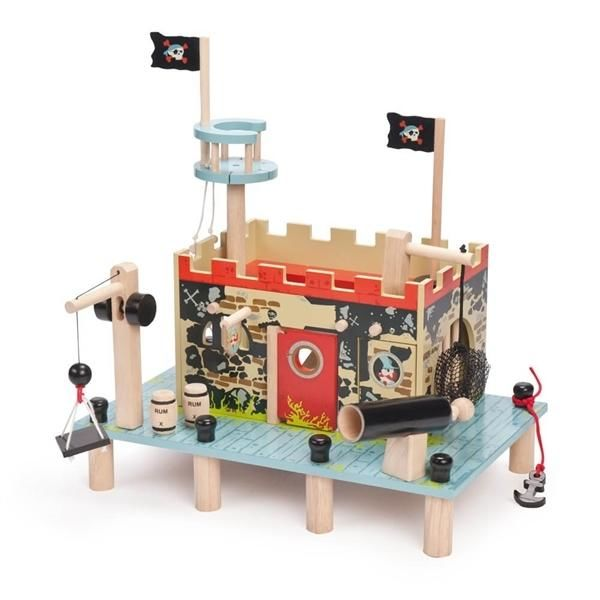 Image of Piratfort - Le Toy Van (778)