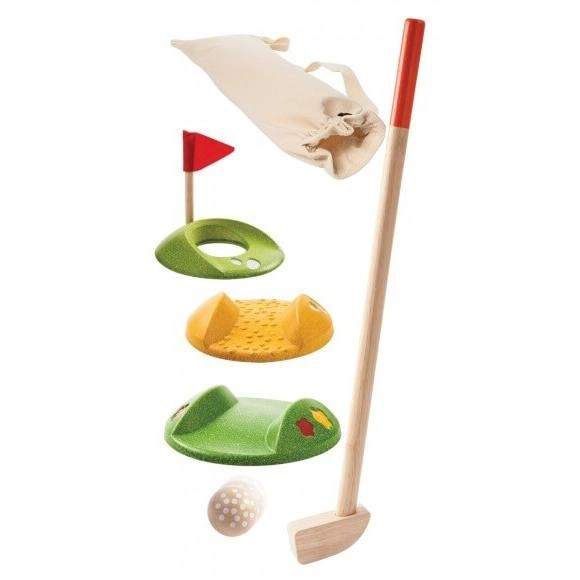 Image of Mini golf - PlanToys (2075)