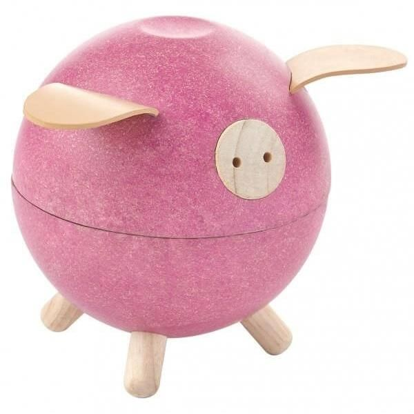 Image of   Sparegris, pink - PlanToys