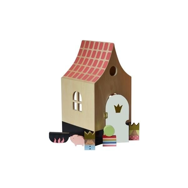 Put and playhouse, eventyr - KIDS by FRIIS