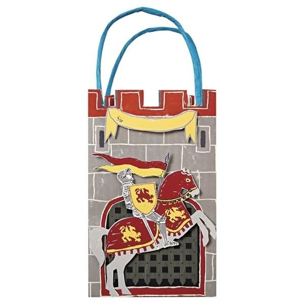 Image of Ridder party bags, 8 stk. - Meri Meri (1219)