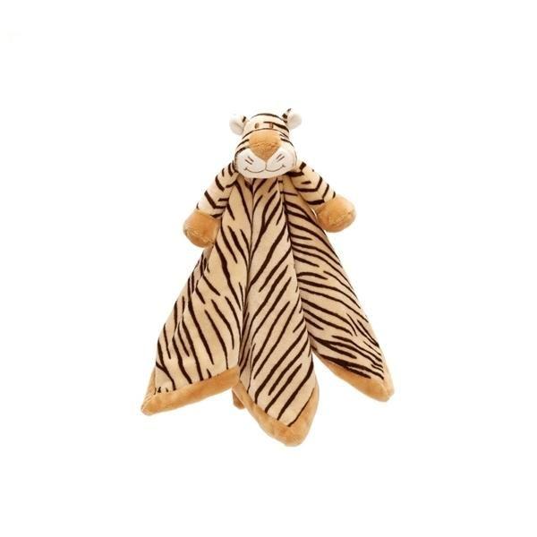 Image of Tiger sutteklud - Teddykompaniet (114)