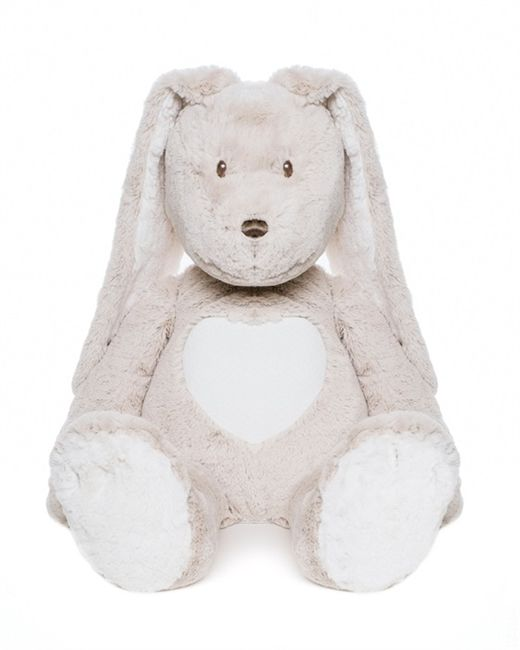 Image of   Teddy Cream Kanin XL - Teddykompaniet
