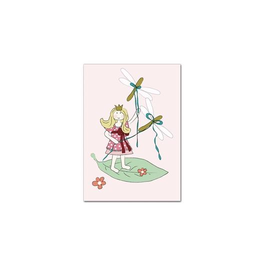 Image of   Kort, Tommelise i farver - KIDS by FRIIS