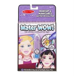 Water WOW, makeup & manicure - Melissa & Doug