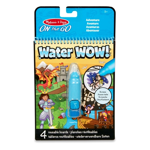 Image of Water WOW, på opdagelse - Melissa & Doug (2997)