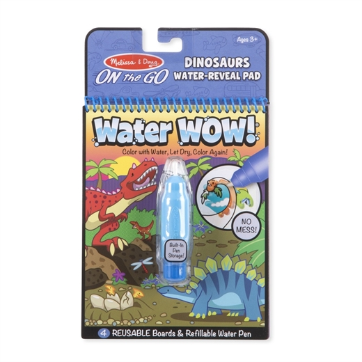 Image of Water WOW, dinosaur - Melissa & Doug (2996)